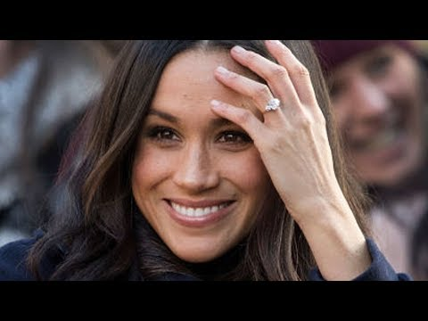 Everything We Know About Meghan Markle's Engagement Ring