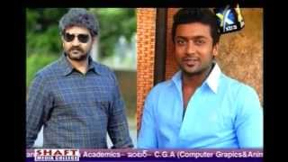 SS Rajamouli to direct Surya