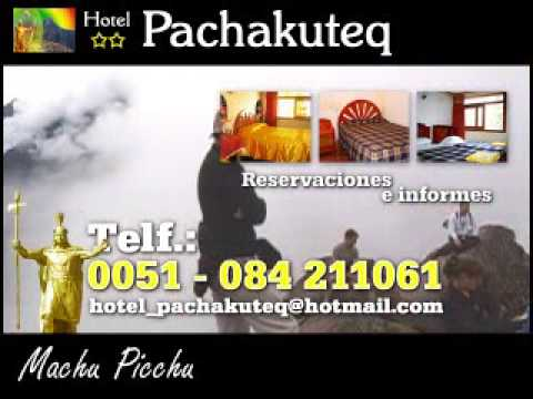 Hotel Pachakuteq - Video