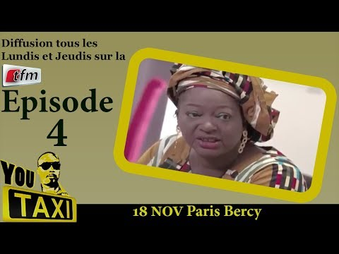 YouTaxi - Episode 4 - 25 Septembre 2017