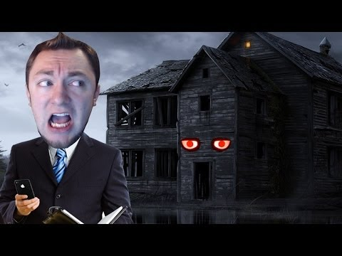 Home From Work | MY HOME IS EVIL!? | Indie Horror!