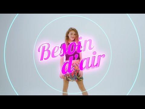 """Lou   """"Besoin d'air"""" - Vidéo officielle"""