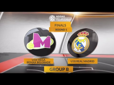EB ANGT Finals Highlights: U18 Mega Bemax Belgrade-U18 Real Madrid