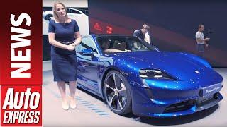 New Porsche Taycan - £138k Tesla killer goes public with 257-mile range by Auto Express