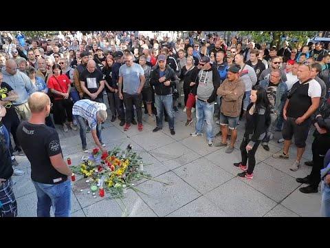 Gewalt in Chemnitz: Oberbürgermeisterin verurteilt Hetz ...