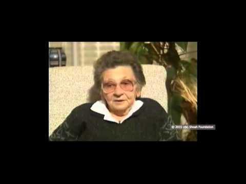 ניצולת שואה מספרת על גירוש יהודי גטו לייפאיה לריגה באוקטובר 1943