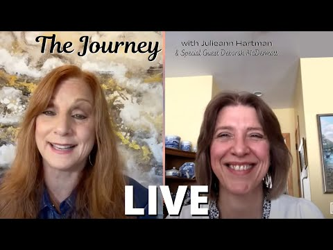 """LIVE on The Journey"" with Special Guest Deborah McDermott 