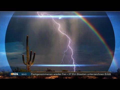 HD  World Wide Wetter - Die Macht der Natur Klima Doku 2016