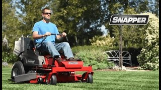 2. 2018 Snapper Brand Showcase   Lawn Mowers & Lithium-Ion Battery Tools