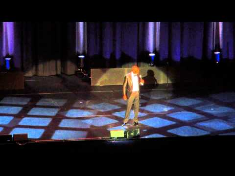 Chris Tucker - Comedy Melbourne 2013