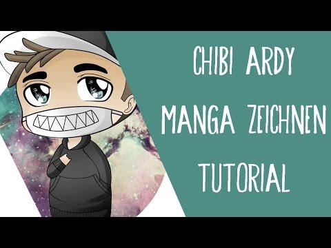 Chibi Ardy Manga Zeichnen Tutorial