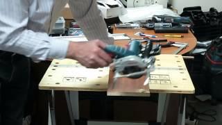 Bosch. GKS 10,8 V-LI Professional. Часть 08.