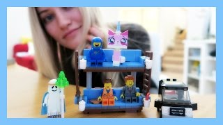 DOUBLE DECKER COUCH!! | TIME LAPSE BUILD - THE LEGO MOVIE