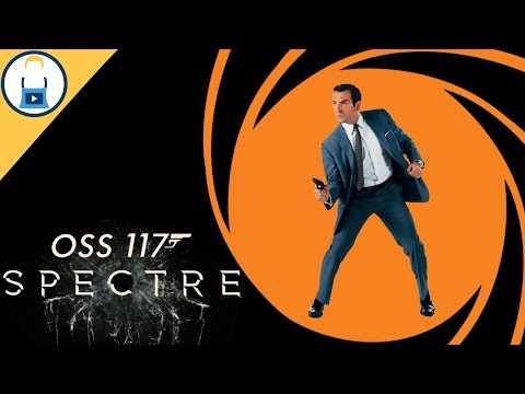 OSS 117 Spectre (Epic Trailer)