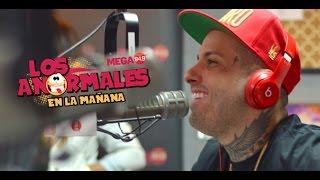 Nicky Jam realiza improvisación en Miami videos