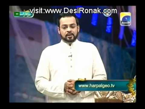 Sehar with Pehchan Ramzan - 10th August 2012