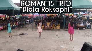 Download Lagu Romantis Trio - Didia Rokkaphi (Live) Sidikkalang Mp3
