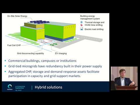 Fuel Cell Based High Efficiency CHP Plant in Operation / Tuomas Hakala, Co-Founder – Convion