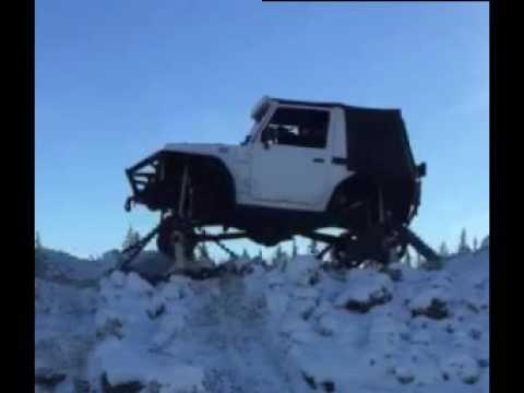 Suzuki Samurai Dominator Track Kit Ultimate Snow Machine