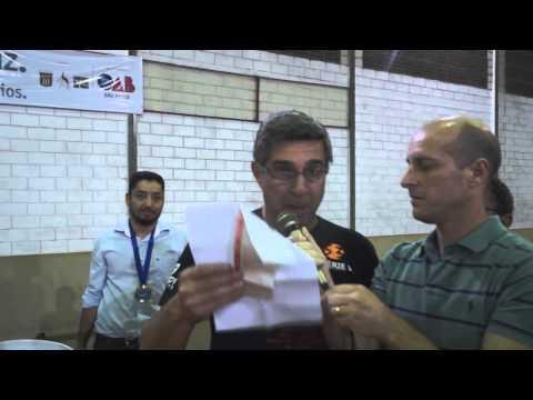 Presidente Domingos participa da Campanha contra a esclerose lateral amiotrófica