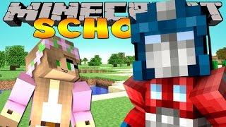 Minecraft School : LITTLE KELLY BECOMES A TRANSFORMER!