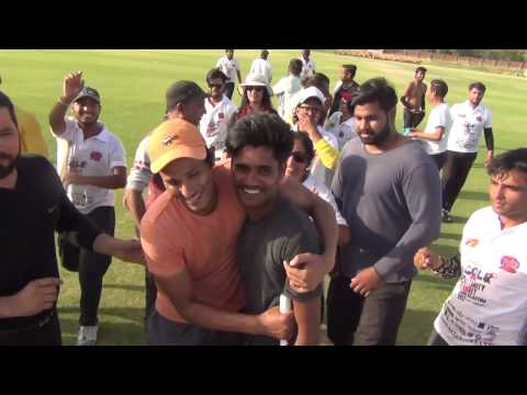 CCLR - Celebrity Cricket League Rajasthan - 2017 Winner - Positive + 11