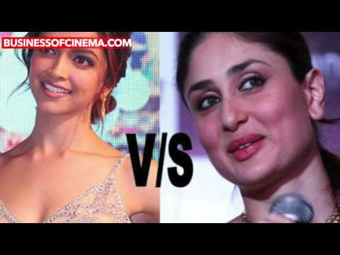 OMG! Kareena Kapoor Khan Miffed With Deepika Paduk