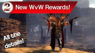 GSmaniamsmart talks about the new Guild Wars 2 World vs World overhaul and the GW2 new World vs World rewards.►Subscribe for more awesome gaming videos: http://goo.gl/KvoSKmJune 6, 2017 is right around the corner, and with it come some of the best new World vs World rewards which include the new Guild Wars 2 tier 3 triumphant armor, WvW ascended gear, a legendary backpack Warbringer and much more! Today we'll go over some of the details from the GW2 competitive feature pack, how you can earn pips towards the new WvW reward track, and how you'll be able to earn some of these new WvW rewards! Hope you enjoy and feel free to leave any comments down below!Support me and my channels through Patreon below:https://goo.gl/pPKNGBCheck out my other channels below:GSmaniamsmart: https://goo.gl/blsw51Advice with GS: https://goo.gl/C5X1uXMusic with GS: https://goo.gl/F2amr0Tutorials with GS: https://goo.gl/3Y3CuoFollow me on social media below:Patreon: https://goo.gl/pPKNGBFacebook: https://goo.gl/VtRnweGoogle Plus: https://goo.gl/k8AJX6Twitter: https://goo.gl/RejPxv