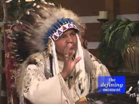 Native American Spirituality – The Defining Moment Television Talk Show