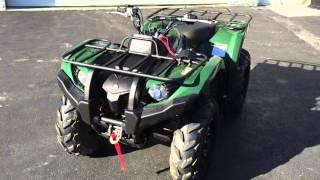 7. 2014 Yamaha Grizzly 450