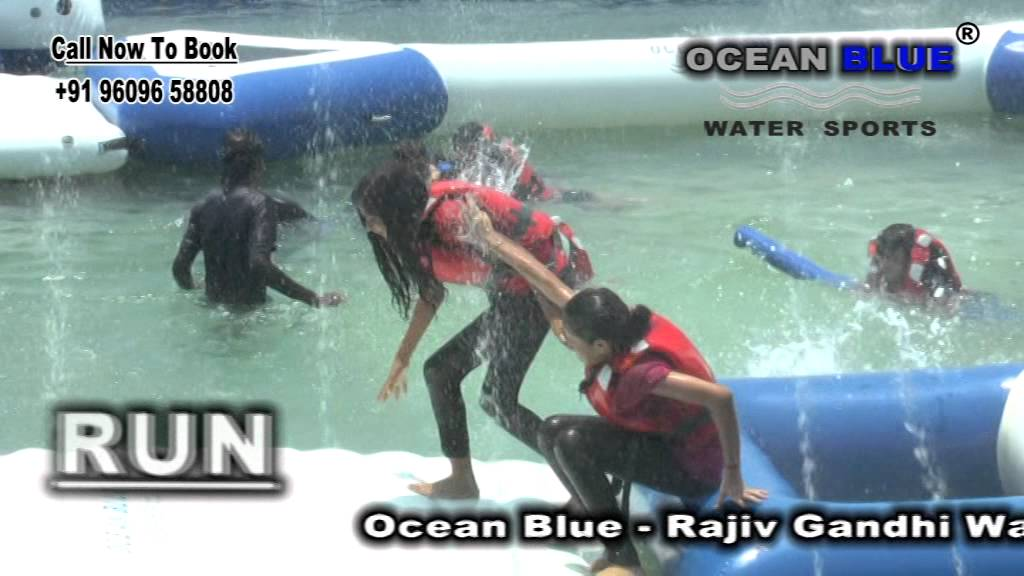 Ocean Blue Andaman Water Park / Watersports / Multi Cuisine Video