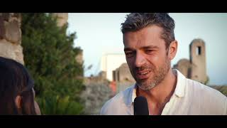 Luca Argentero all'Ischia Film Festival
