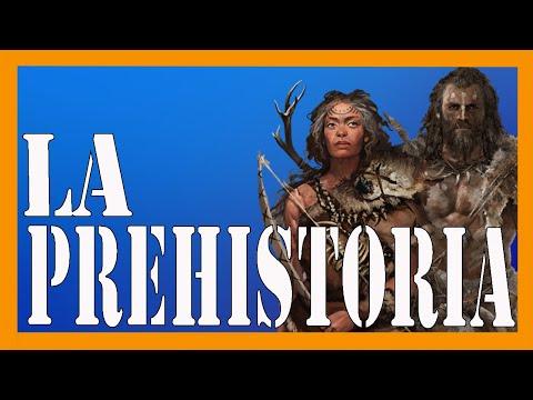 🦴La Prehistoria. Evolución humana, Paleolítico, Neolítico y Edad de los metales🦴Historia y resumen