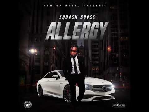 Squash   Allergy Official Audio