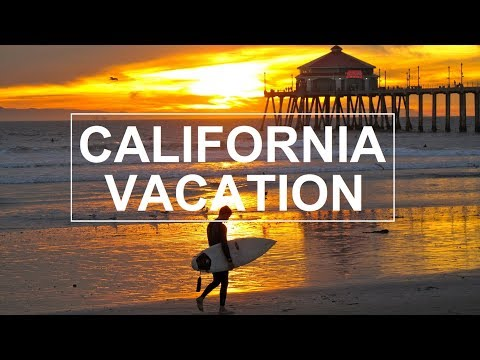 California Vacation // Southern California Travel Video