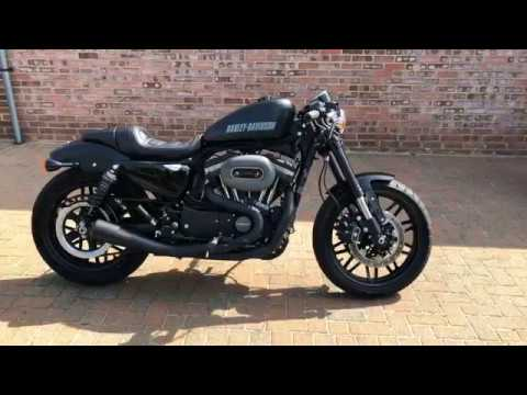 Preowned 2018 Harley-Davidson XL1200CX Sportster Roadster