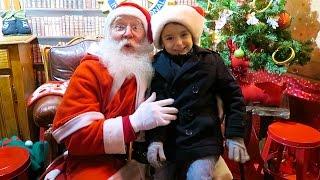 Video VLOG - Rencontre avec le Père Noël pour Swan & Lettre pour le Papa Noël :) MP3, 3GP, MP4, WEBM, AVI, FLV Agustus 2017