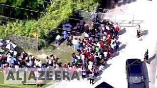 Mass evacuations as Florida braces for Hurricane Irma