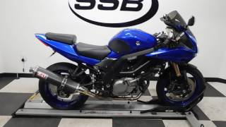 7. 2007 Suzuki SV650S– used motorcycles  for sale– Eden Prairie, MN