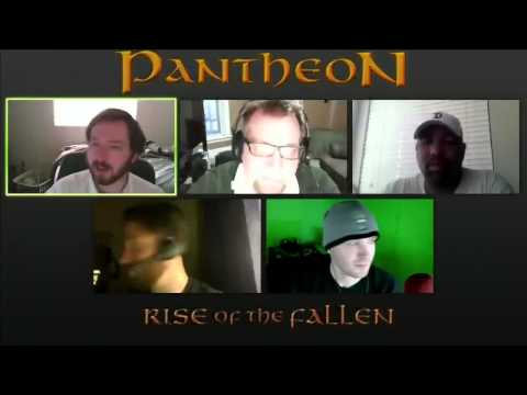 Thumbnail for 'Pantheon Round Table #2'