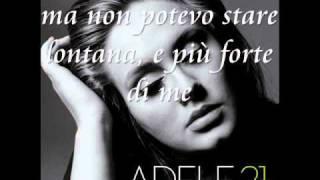 Someone Like You - Adele -Traduzione in italiano