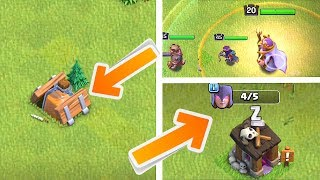 Video NEW SHRINK TRAP - WITCH BUILDER & MORE!! | Clash of clans | MP3, 3GP, MP4, WEBM, AVI, FLV Agustus 2017
