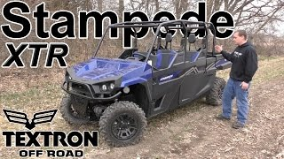2. Country Cat - 2017 Textron Off Road Stampede XTR