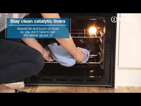 Indesit DD60C2G2K Freestanding Gas Cooker