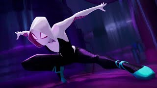 Spider-Man: Into the Spider-Verse - The One and Only Spider-Gwen Clip by IGN