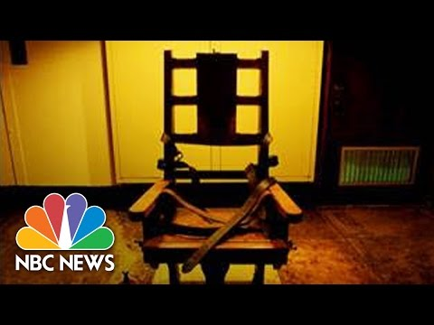The 5 Ways America Executes Its Death Row Inmates | NBC News