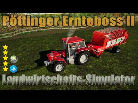 Poettinger Ernteboss II v1.0.0.0