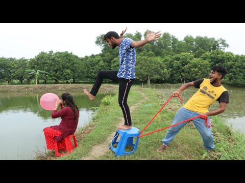 Must Watch New Funny Video 2020_Top New Comedy Video 2020_Try To Not Laugh_Episode 158 By FunKiVines
