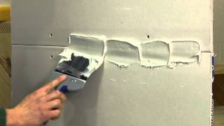 Video Finishing a Drywall Joint STEP 1 MP3, 3GP, MP4, WEBM, AVI, FLV Agustus 2019