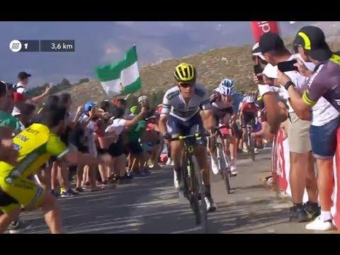 2017 La Vuelta - Stage 14